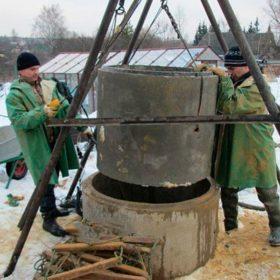 докопка колодцев в Домодедовском районе